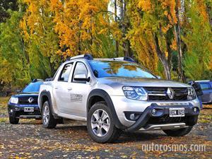 Renault Duster Oroch: La manejamos en Argentina