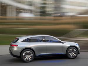 Mercedes-Benz Generation EQ anticipa los futuros EV
