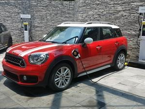 MINI Countryman PHEV -Híbrido Plug-in- 2018 debuta