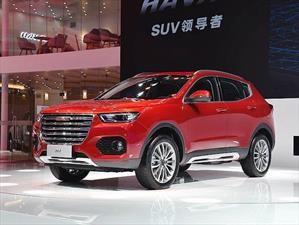 Haval H4 es una SUV china capaz de enfrentar a RAV4