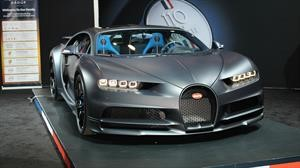 Exotic cars en el New York International Auto Show