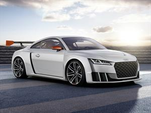 Audi TT Clubsport Turbo Concept se presenta