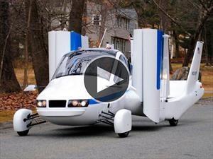 Video: Terrafugia Transition, el primer auto volador sale a la venta