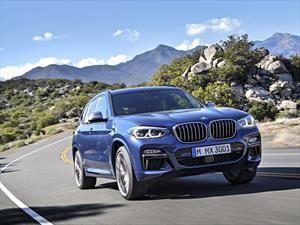 BMW trae a Colombia la nueva generación de la X3