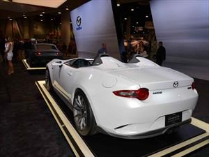 Mazda MX-5 Speedster Evolution, ligereza al máximo
