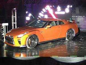 Nissan GT-R 2017, Godzilla llega a México en $2,629,900 pesos