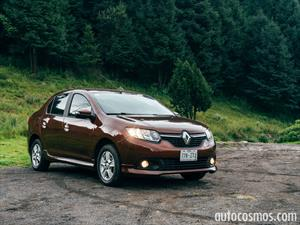 Probamos el Renault Logan 2015