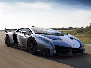 Lamborghini le pone Veneno a Ginebra
