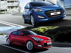 Hyundai lanza los i30 y Veloster MY 2017 y bonificaciones en su gama