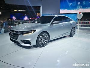 Honda Insight Prototype 2019, apostando grande en lo ecológico