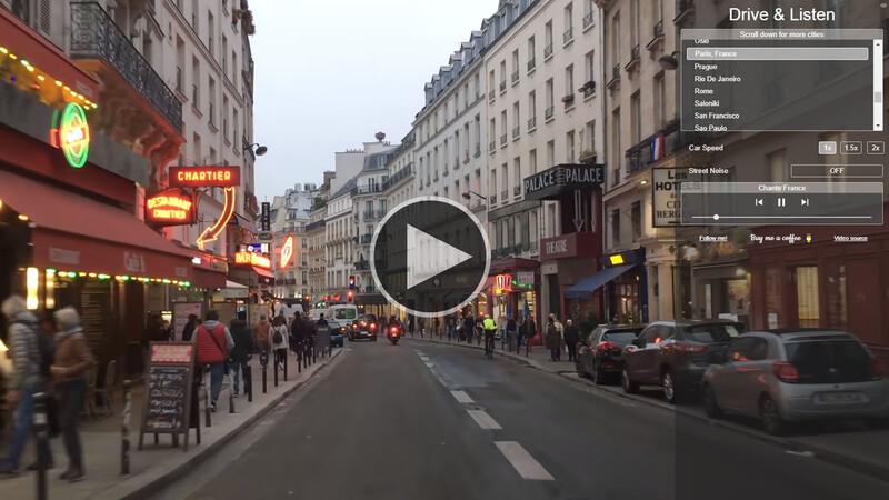 Te invitamos a pasear por las ciudades del mundo