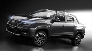 No les quedó otra: Fiat revela la primera imagen oficial de la nueva Strada 2021