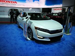 Honda Clarity es el Green Car of the Year 2018