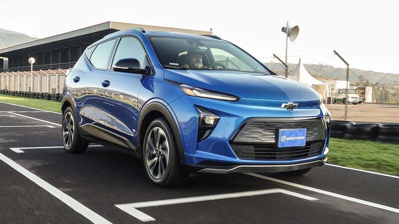 Chevrolet BOLT EUV 2022 a prueba, totalmente a la moda, es un SUV y es eléctrico
