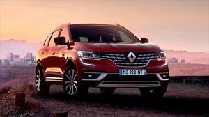 Renault Koleos renueva su look