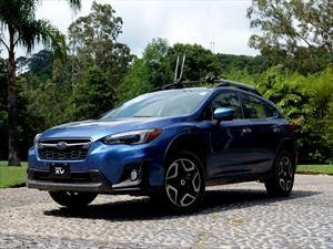 Subaru XV 2018 se presenta