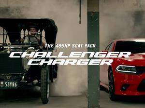 Video: Dodge junta su pasado y presente