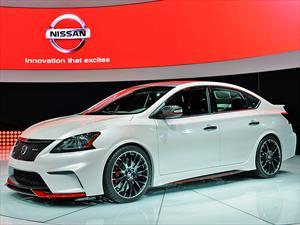 Nissan Sentra NISMO Concept se presenta