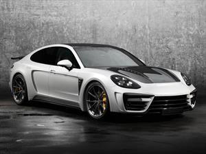 Porsche Panamera GTR Edition por TopCar Design debuta