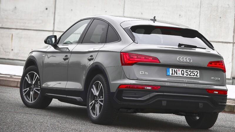 Nuevos Audi Q5 y Q5 Sportback en Colombia, renovación y oferta mild hybrid