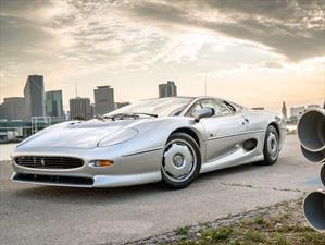 Se pone en venta un Jaguar XJ220 en eBay
