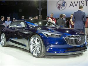 Buick Avista Concept, presente en Detroit 2016