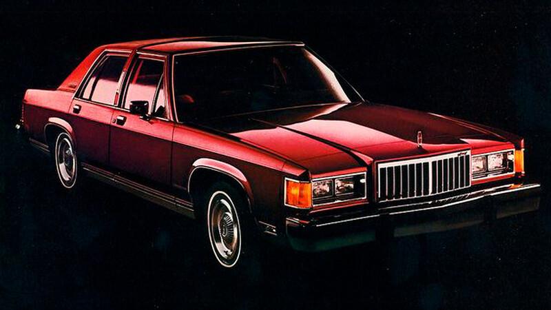 Ford Grand Marquis, la historia del auto de lujo por excelencia de México ¡Pipiripau!