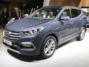 La Hyundai Santa Fe se renueva
