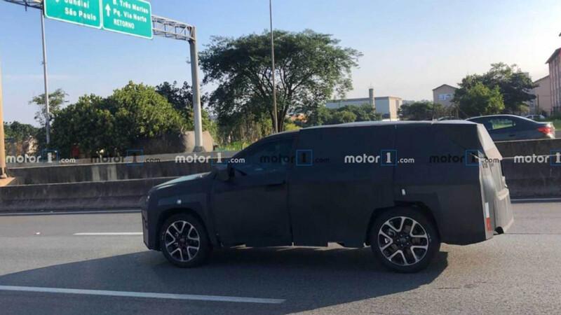 Jeep prepara un modelo con 7 plazas y 200 CV para el Mercosur
