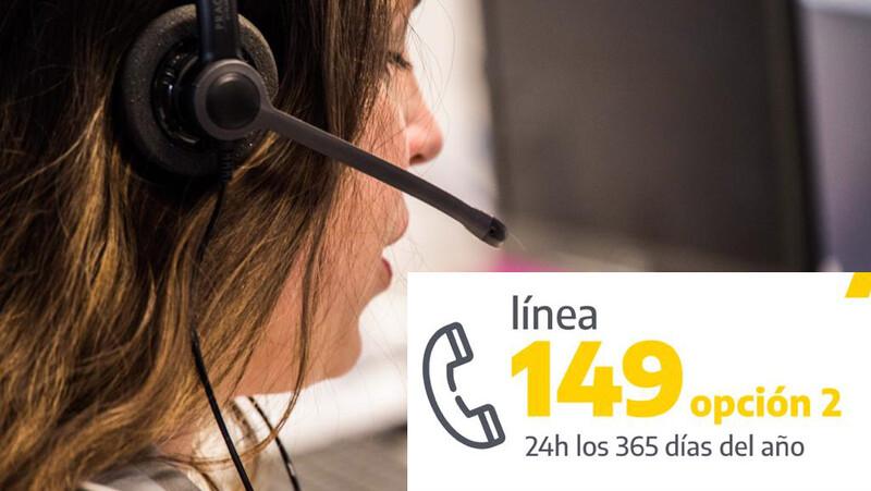 La Línea 149 ahora se puede usar en todo el país
