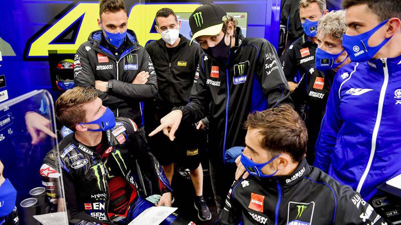 MotoGP 2020: Valentino Rossi se recuperó del COVID-19 y volvió a correr
