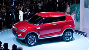Suzuki presenta el Anti EcoSport en India