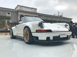 Goodwood 2018: Singer DLS Porsche 911, tuning exquisito