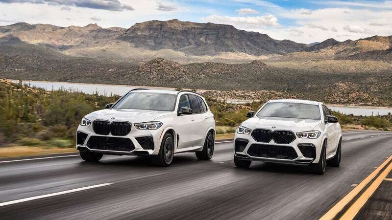 BMW X5 M y X6 M en Chile: bestias reales a la vista