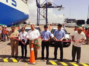 KIA Forte 2017 comienza exportaciones desde México