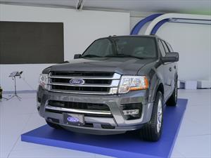 Ford Expedition 2015 se presenta en México