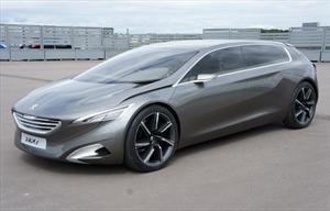 Peugeot HX1 Concept: La reinvención del station