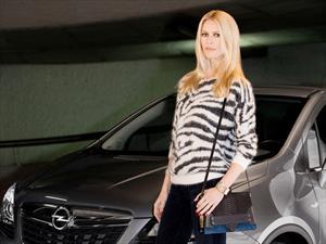 Claudia Schiffer es la nueva embajadora de Opel en Europa