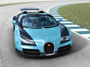 Bugatti Veyron Grand Sport Vitesse Jean-Pierre Wimille se presenta