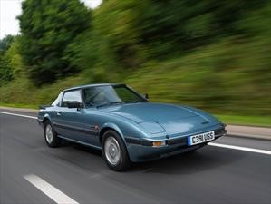 Mazda RX-7 y su motor rotativo cumple 40 años