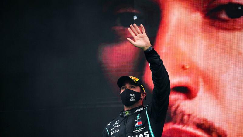 F1 2020: Hamilton bate el récord de victorias tras ganar en Portugal