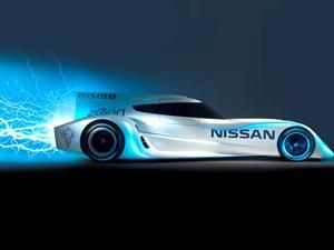 Nissan ZEOD RC, un eléctrico para competir en Le Mans