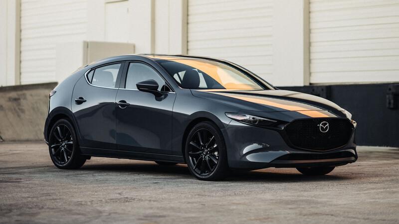 Mazda 3 Turbo ve la luz en México antes de la fecha oficial