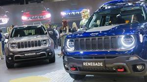 Jeep Renegade se renueva en Argentina