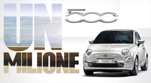 FIAT 500 llega al millón de unidades