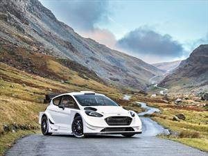 Ford Fiesta WRC 2017, listo para nuevos desafíos