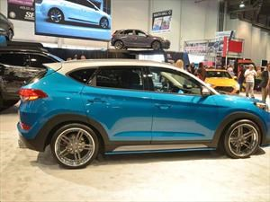 Vaccar Tucson Sport, este Hyundai va más allá de la deportividad
