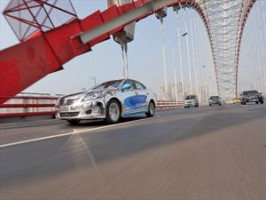 Changan: Vehículos Autónomos recorren 2.000 km para llegar a Beijing