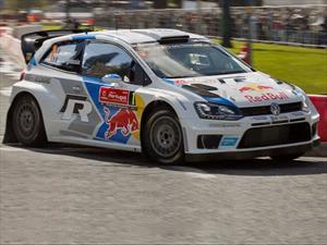WRC Portugal, VW marca el ritmo