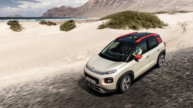 Citroën presenta su SUV Night en Chile
